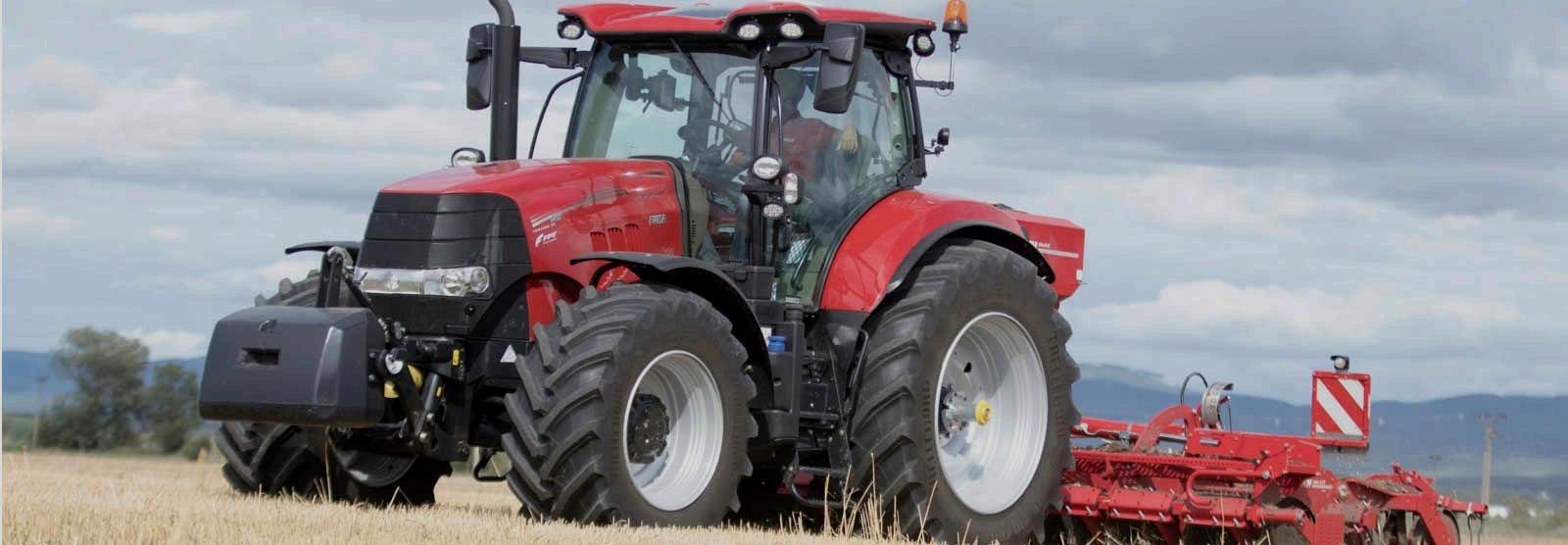 Трактори и прикачен инвертар